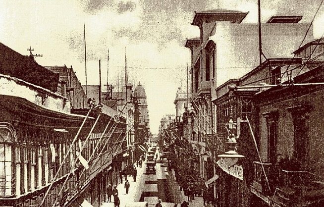 Über Lima – Historisches